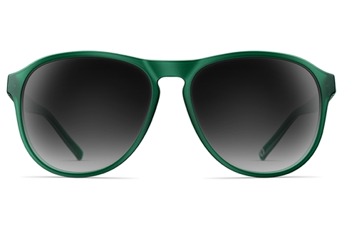 Neubau - James Evergreen Matte Sunglasses