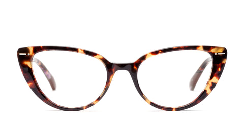 Italia Independent - Serena Havana Brown Eyeglasses / Demo Lenses