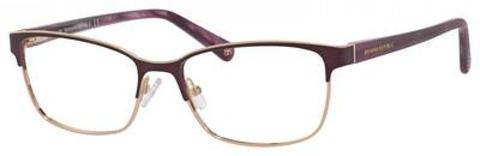 Banana Republic - Mabel 54mm Matte Purple Violet Eyeglasses / Demo Lenses