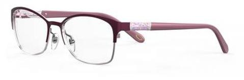 Emozioni - 4389 56mm Plum Lilac Eyeglasses / Demo Lenses