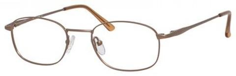 Denim Eyewear - 101 50mm Bronze Eyeglasses / Demo Lenses