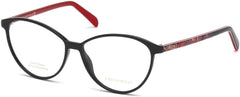 Emilio Pucci - EP5047 Shiny Black Eyeglasses / Demo Lenses