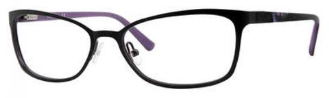 Adensco - Ad 222 51mm Matte Black Eyeglasses / Demo Lenses