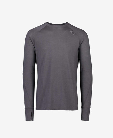 POC - Men's Light Merino Sylvanite Grey Jersey