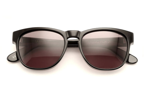 Wildfox - Classic Fox 2 Black Sunglasses