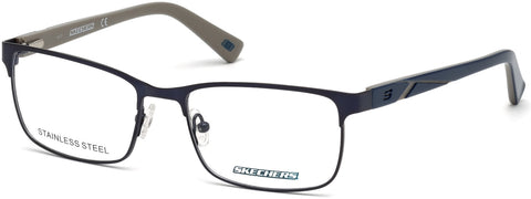 Skechers - SE3213 Blue Eyeglasses / Demo Lenses