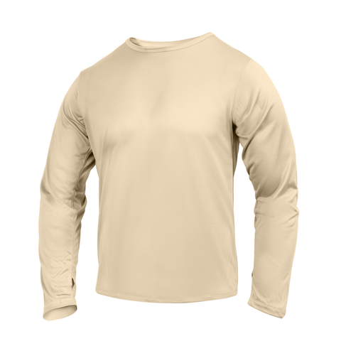 Rothco - Gen III Silk Weight Desert Sand Underwear Top