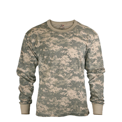 Rothco - ACU Digital Camo Long Sleeve Tee