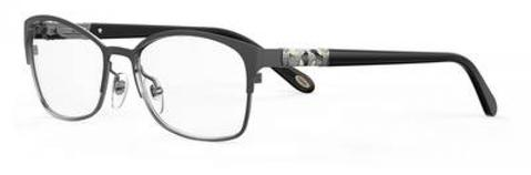 Emozioni - 4389 56mm Black Ruthenium Eyeglasses / Demo Lenses