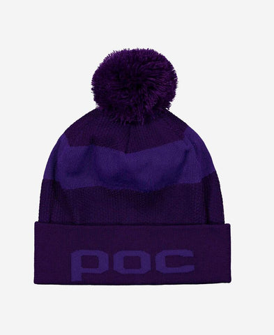 POC - Jaquard Ametist Purple + Dark Ametist Purple Beanie