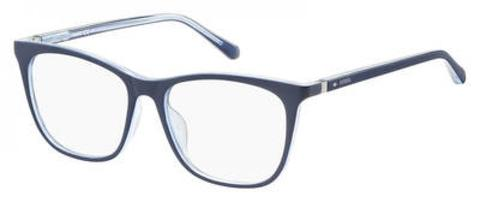 Fossil - Fos 7042 Blue Eyeglasses / Demo Lenses