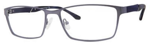 Chesterfield Eyewear - Ch 67XL 58mm Matte Gray Eyeglasses / Demo Lenses