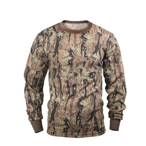 Rothco - Smokey Branch Camo Long Sleeve Tee