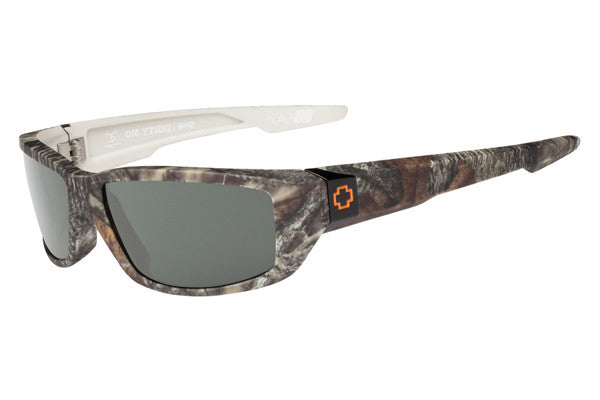 Spy - Dirty Mo True Timber Sunglasses, Happy Grey Green Polarized Lenses