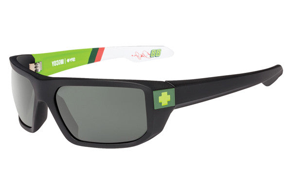 Spy Mccoy Diet Mtn Dew Livery  Sunglasses, Happy Grey Green Lenses