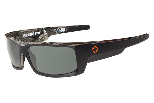 Spy - General Decoy True Timber Sunglasses, Happy Grey Green Polarized Lenses
