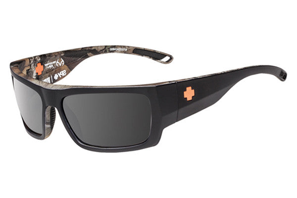 Spy - Rover Decoy Realtree Extra Sunglasses, Happy Bronze Polarized w/ Black Mirror Lenses