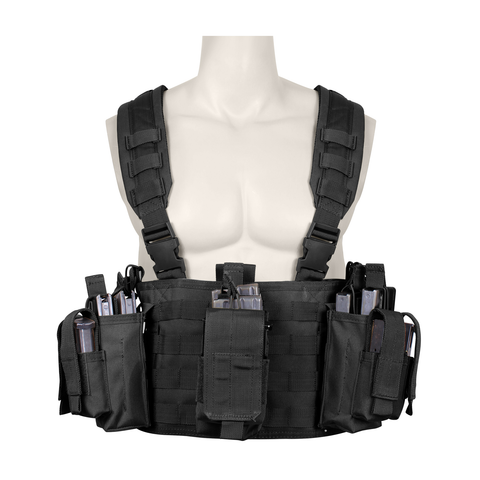 Rothco - Operators Tactical Black Chest Rig