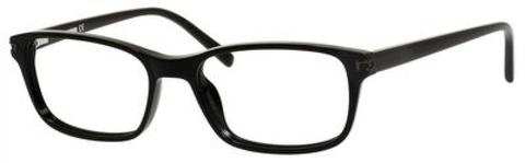 Denim Eyewear - 165 52mm Black Eyeglasses / Demo Lenses