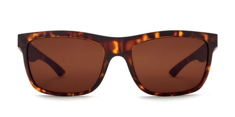 Kaenon Clarke Tortoise Matte Grip Sunglasses / B12 Ultra Brown Lenses