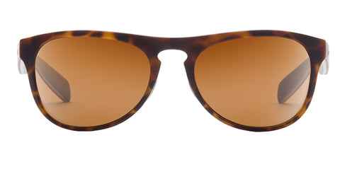 Native - Sanitas Desert Tortoise Sunglasses / Brown Lenses