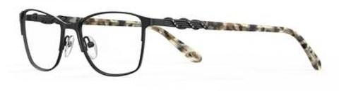 Emozioni - 4390 52mm Black Eyeglasses / Demo Lenses