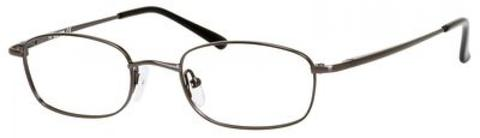 Denim Eyewear - 161 50mm Gunmetal Eyeglasses / Demo Lenses
