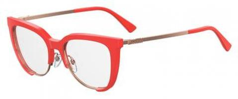 Moschino - Mos 530 Coral Eyeglasses / Demo Lenses