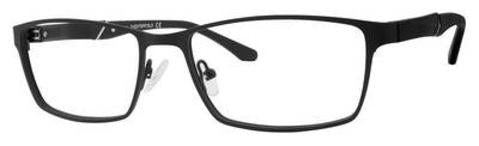 Chesterfield Eyewear - Ch 67XL 58mm Matte Black Eyeglasses / Demo Lenses