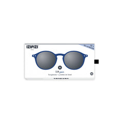 Izipizi - #D Junior Navy Blue Sunglasses / Grey Lenses