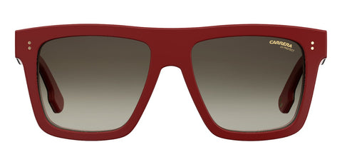 Carrera - 1010 Red Sunglasses / Brown Gradient Lenses