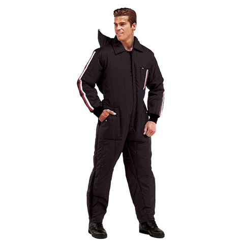 Rothco - Ski and Rescue Suit Black Coveralls