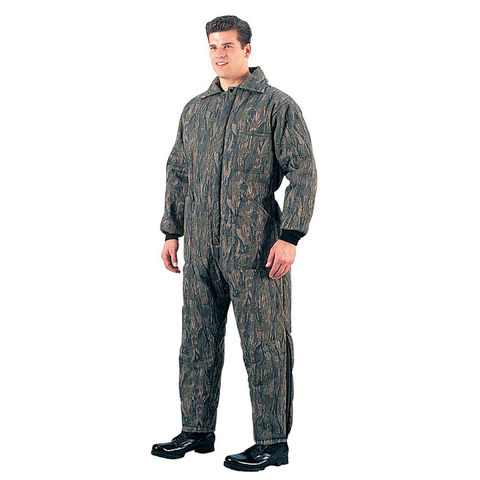 Rothco - Insulated Smokey Branch Camo Coveralls