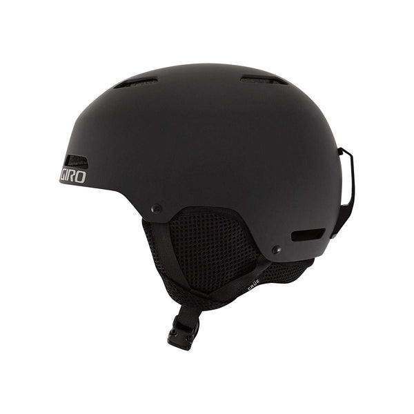 Giro - Crue Medium Black Snow Helmet
