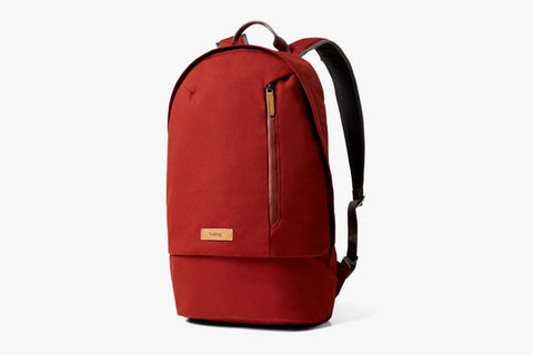 Bellroy - Campus Red Ochre Backpack