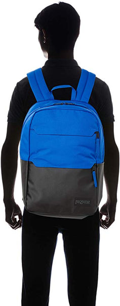JanSport - Ripley Border Blue Backpack