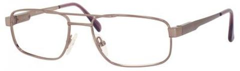 Elasta - E 3070 56mm Brown Eyeglasses / Demo Lenses