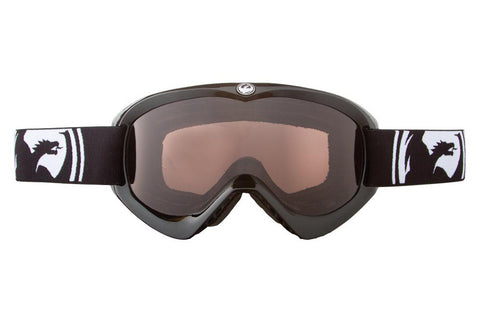 Dragon - NFXs Split Snow Goggles / Lumalens Green Ion + Lumalens Amber Lenses