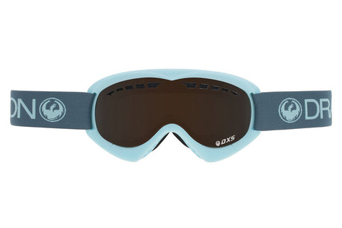Dragon - DXs Pale / Smoke Goggles