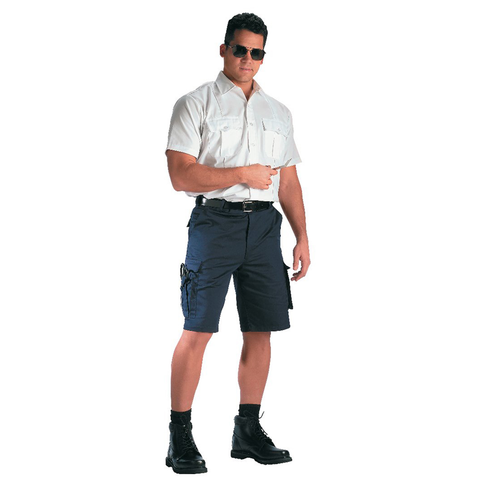 Rothco - Navy Blue EMT Shorts