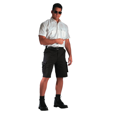 Rothco - Black EMT Shorts