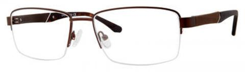 Chesterfield Eyewear - CH 68XL 55mm Dark Brown Eyeglasses / Demo Lenses