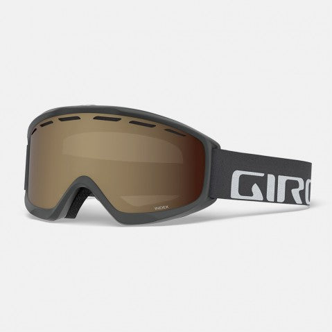Giro - Index OTG Titanium Wordmark Snow Goggles / AR40 Lenses