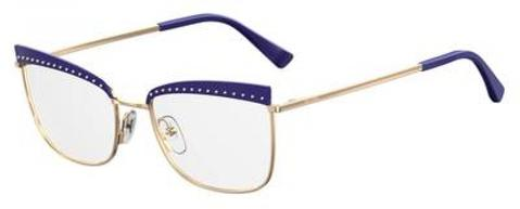 Moschino - Mos 531 Blue Eyeglasses / Demo Lenses
