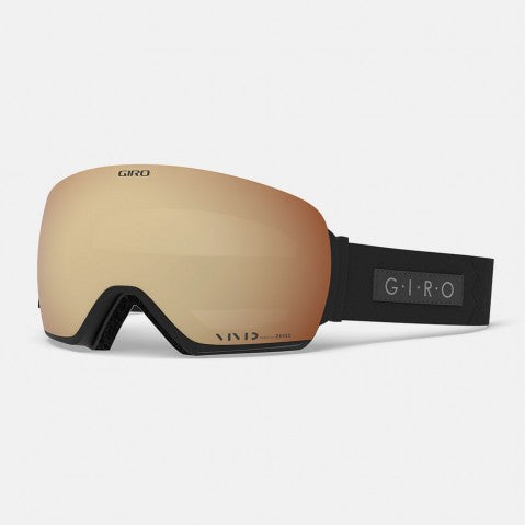 Giro - Lusi Black Velvet Snow Goggles / Vivid Copper + Vivid Infrared Lenses