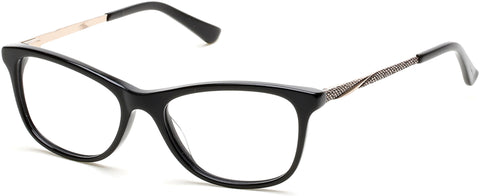 Rampage - RA0197 Shiny Black Eyeglasses / Demo Lenses