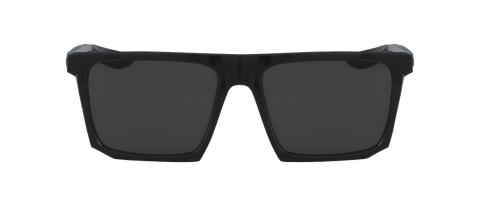 Nike - SB Ledge Black Sunglasses / Dark Grey Lenses