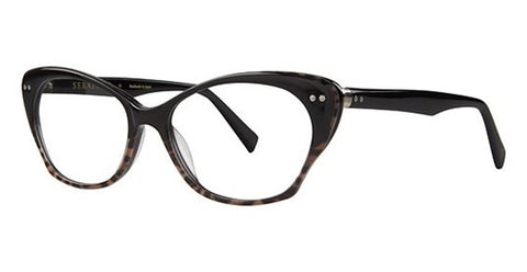 Seraphin - Halifax Black Leopard Eyeglasses / Demo Lenses