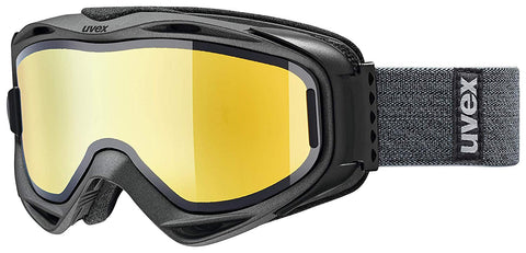 UVEX Sport - G. GL 300 TO Anthracite Snow Goggles / Yellow Mirror Lenses