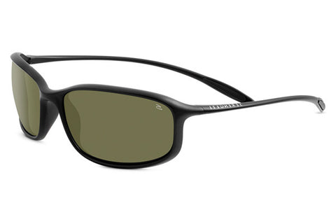 d9c44aa0e1 Serengeti - Sestriere Satin Black Sunglasses